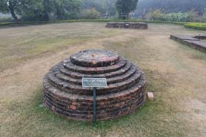 2nd century BC stupa