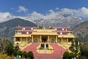 Karmapa monastery