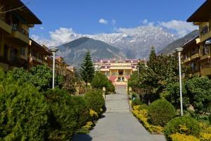 Karmapa's monastery complex