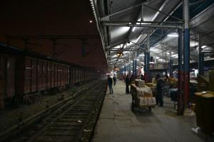 Old Delhi train station