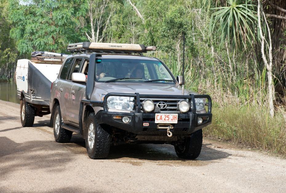 Aussie 4wd & trailer