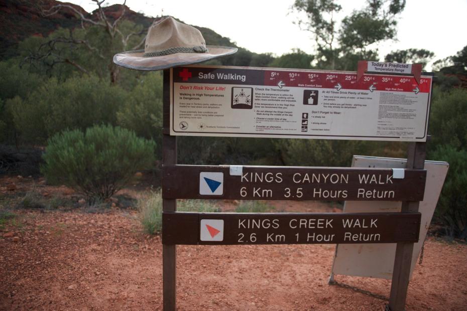 Kings Canyon info