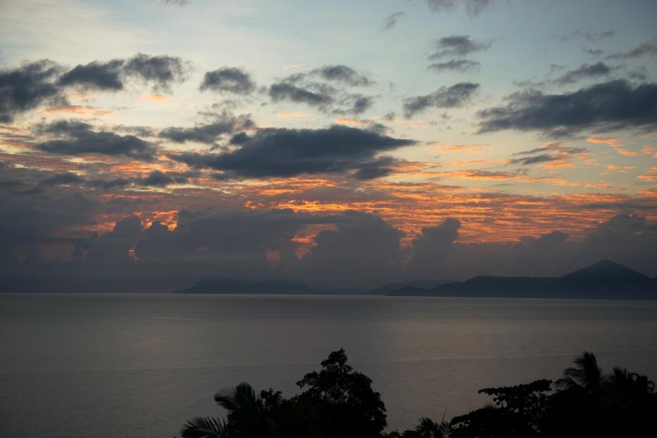 sunrise at Avilla Gail B&B-2