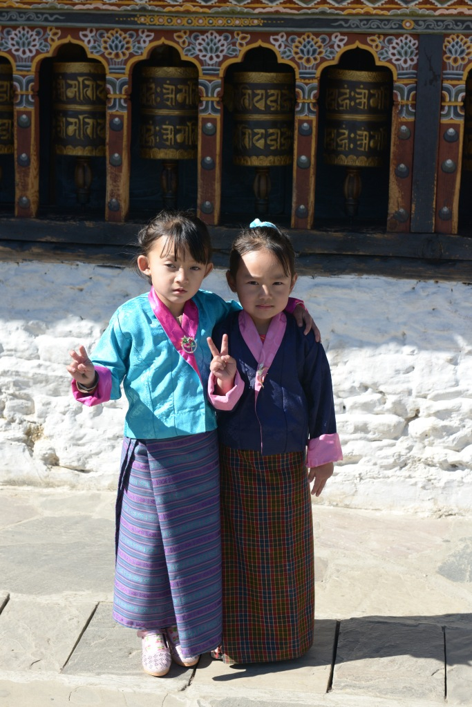 bhutanese-girls
